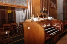 Spieltisch Orgel